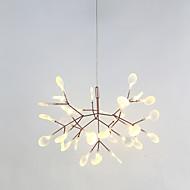 Lustres ,  Contemprâneo Pintura Característica for LED Metal Sala de Estar Quarto Entrada Quarto de Jogo Corredor Mais de 10 lâmpadas