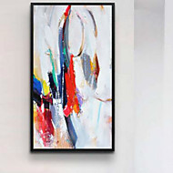 Abstrakti Kehystetty 3D-taide Wall Art materiaali Frame For Kodinsisustus Frame Art Living Room Makuuhuone Lastenhuone 1Piece / Set