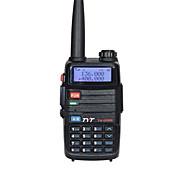 Tyt th-uv8r digital dual band walkie talkie vandtæt håndsæt 256ch tovejs radio
