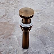 オイル擦れた青銅のポップアップ水の排水