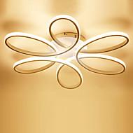 Uppoasennus ,  Moderni Maalaus Ominaisuus for LED Metalli Living Room Makuuhuone Ruokailuhuone Työhuone/toimisto Lastenhuone 1 Lamppu