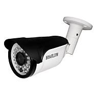 Hosafe® 2mb8p 2.0mp 1080p wodoszczelna zewnętrzna kamera IP z wykrywaniem poe / 36-ir-led / wykrywaniem ruchu