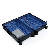 Unisex Taschen Ganzjährig Nylon Aufbewahrungstasche mit für Normal Grau