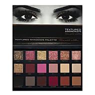 18 colors eye shadow Paleta očních stínů Suché Oční stíny paleta pudr Sada Günlük Makyaj