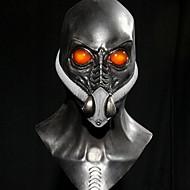Máscara de horror de Halloween maquiagem máscara de dança máscara de oxigênio nigga máscara adereços do partido