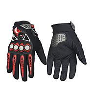 Lange Vinger Carbonvezel motorfietsen Handschoenen