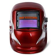 máscara protetora automática de soldagem leve de energia solar