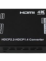 HDMI konverter za HDCP konverter HDCP 2.2 HDCP 1.4 pretvoriti viziju HDMI 4k rezolucija smanjenje verziju