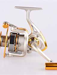 Smékací navíjáky 5.2:1 11 Kuličková ložiska Vyměnitelný Mořský rybolov Spinning Rybaření ve sladkých vodách Ostatní Obecné rybaření-FC1000