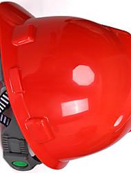 capacetes de segurança local v-PE comuns
