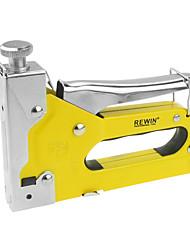 ferramenta rewin três alicates perfurador de 3 vias pistola de grampo pesados