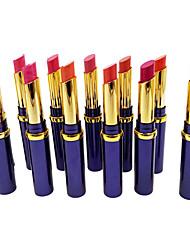 Batons Molhado Bastão Gloss Colorido 24