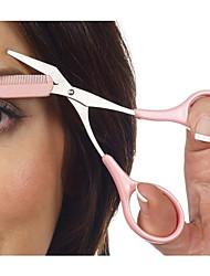 kpl Kosmeettiset sakset Kulmakarvojen sapluuna Teräs Muovi Others Others Normaali Toinen
