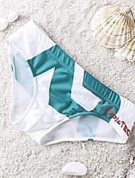 Nylon SpandexSlips, shorts en broeken-Inrijgen-Vrouwen