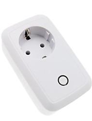 Europeiske forskrifter wifi smart socket telefon app fjernkontroll timer fjernkontroll wifi smart socket