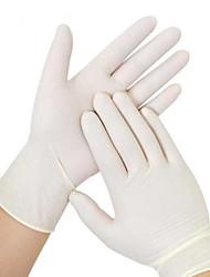 Ansell / ansell is een natuurlijke latex met een ruw oppervlak van een enkele handschoen l-100 / doos