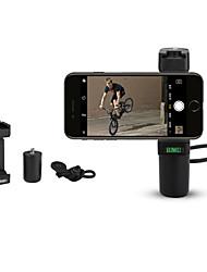 Equipamento de alça de agarrar de smartphone eachshot com adaptador para montagem em tripé de correia de pulso&Montagem de sapato