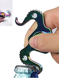 Centrifugateur à main essuie-glace sac à gicleurs portables anti-anxiété jouet focus edc - coloré