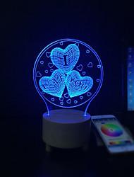 Luzes inteligentes Leve e conveniente Interruptor de Toque Decorativo Sensor Regulável Multi-Cores Luz de indicador de funcionamento Leve