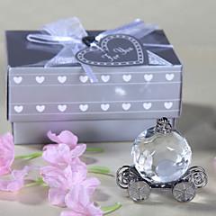 Brudepige Blomsterpige Ringbærer Krystal Krystal Varer Bryllup Fødselsdag