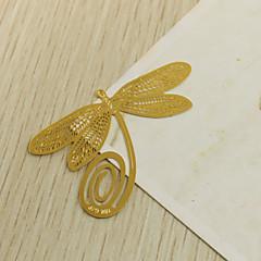 Marcadores e Abre Cartas(Dourado) -Tema  Jardim-Festa de Despedida de Solteiro / Aniversário / Casamento Liga de Zinco