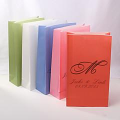 4 Adet/Set Favor Tutucu-Kuboid Hediye Çantaları Kişiselleştirilmiş