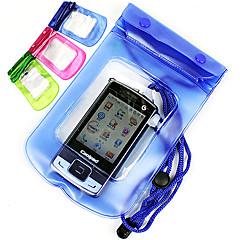 1 Stück Unterwassergehäuse/Wasserdichter Beutel Grün Rosa Blau g/Unze mm Zoll,Weicher Kunststoff Angeln Allgemein