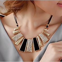 Women's Choker Necklaces Statement Necklaces Geometric Irregular Alloy Statement Jewelry Costume Jewelry Jewelry For Party