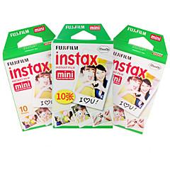 uusi FUJIFILM Instax mini elokuva 30 arkkia tavallista reuna instant kuva kameran mini 7s 8 25 50s 90