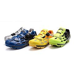 Tiebao Sneakers Fietsschoenen Unisex Anti-slip Opvulling Ventilatie Slijtvast Ademend Voor Buiten Bergracen Wielrennen