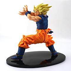 nou 18cm fierbinte dragon ball z super-Saiyan fiul kamehameha jucării Goku kakarotto acțiune PVC figura