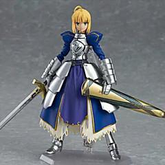 soarta / noapte de ședere figurine Saber PVC 14cm anime minunat jucării papusa model de anime figura de acțiune
