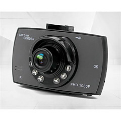 Full HD 1920 x 1080 Auto DVR 4,3 inch Scherm Dashboardcamera