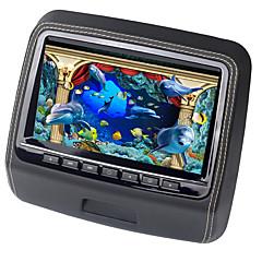 9-дюймовый подголовник автомобиля DVD-плеер монитор с 800x480 экран Встроенный динамик Поддержка USB SD игр дистанционного управления