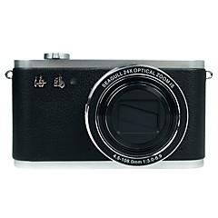 seagull® ck101 klassinen digitaalikamera (musta)