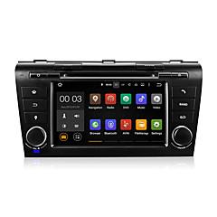 7-дюймовый Android 5.1 автомобиль DVD GPS проигрыватель мультимедиа система WiFi мазок CANbus для Mazda 3 2004-2009 du7095lt
