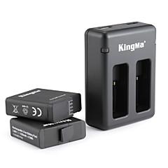 KingMa® Charger baterie For GoPro Hero 5 Scufundări Bicicletă