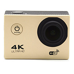 Sports Action Camera 12MP 1920 x 1080 WiFi Waterproof All in One wireless Wide Angle Multi-function 60fps 120fps 30fps 240fps 2 CMOS 32 GB