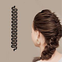Uniquement sur Cheveux Secs Réduit les Boucles Noir Normal