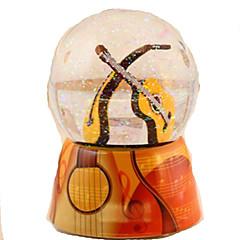 Music Box Kulatý Zábava pro volný čas Sklo Nespecifikováno
