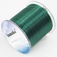 500M / 550 יארד Monofilament חוט דיג חום ירוק 80LB 70LB 60LB 50LB 45LB 40LB 35LB 30LB 25LB 20LB 15LB 12LB 10LB 8LB 0.1-0.5 mm לדיג בים