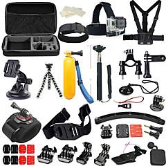 Accesorii Kit Multifuncțional Pliabil Ajustabil Toate în Unul PentruXiaomi Camera GoPro 5 Gopro 4 Silver Gopro 4 Black Gopro 4 Gopro 4