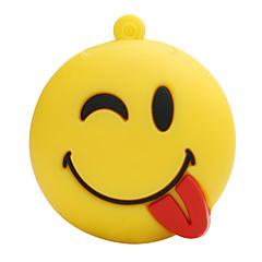 Nouveau dessin animé nouveau vecteur smiley smiley usb2.0 8gb flash drive u memory memory stick