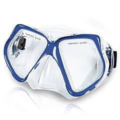 Sukellus ja snorklaus Sininen