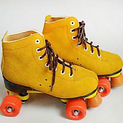 Erwachsene Roller Skates Gold
