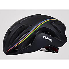 Moto Capacete N/D Aberturas Ciclismo H: 55-58CM L: 58-61CM S: 52-55CM