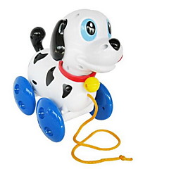 Brinquedos de Corda Cachorros Animal Plásticos Não Especificado 1-3 anos