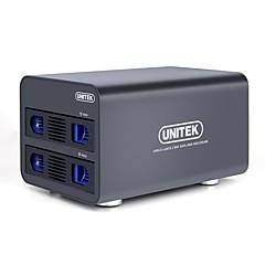 unitek y-3355 usb3.0〜sata3データ保持ブラックダブルハードボックス