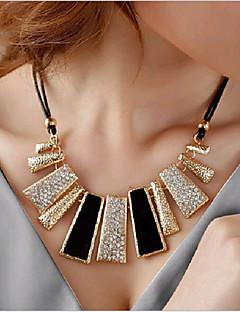 Γυναικεία Κολιέ Τσόκερ Κολιέ Δήλωση Geometric Shape Κράμα Κοσμήματα με στυλ κοστούμι κοστουμιών Κοσμήματα Για Πάρτι