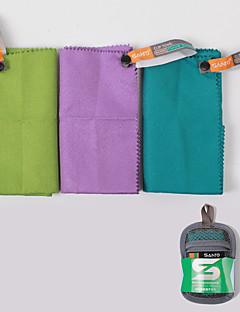 Strandlaken,Effen Hoge kwaliteit 100% Microvezels Handdoek